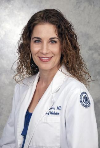 Rebecca Andrews, MS, MD FACP